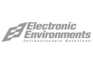 Electronic Environments logo greyscale