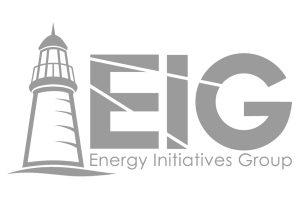 Energy Initiatives Group logo greyscale