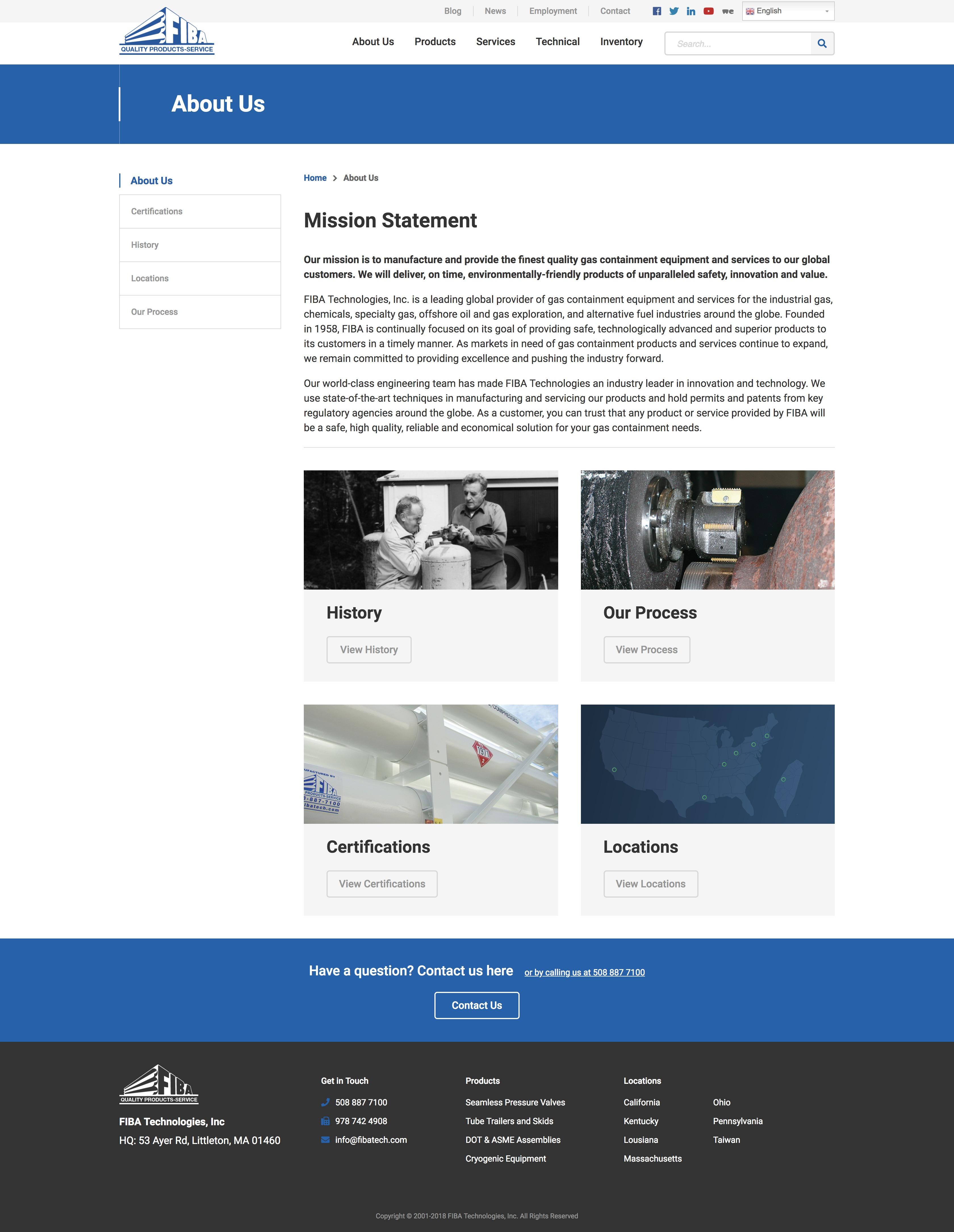 FIBA Tech about page