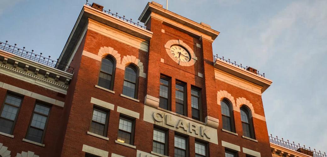 New Website Launch for Clark University