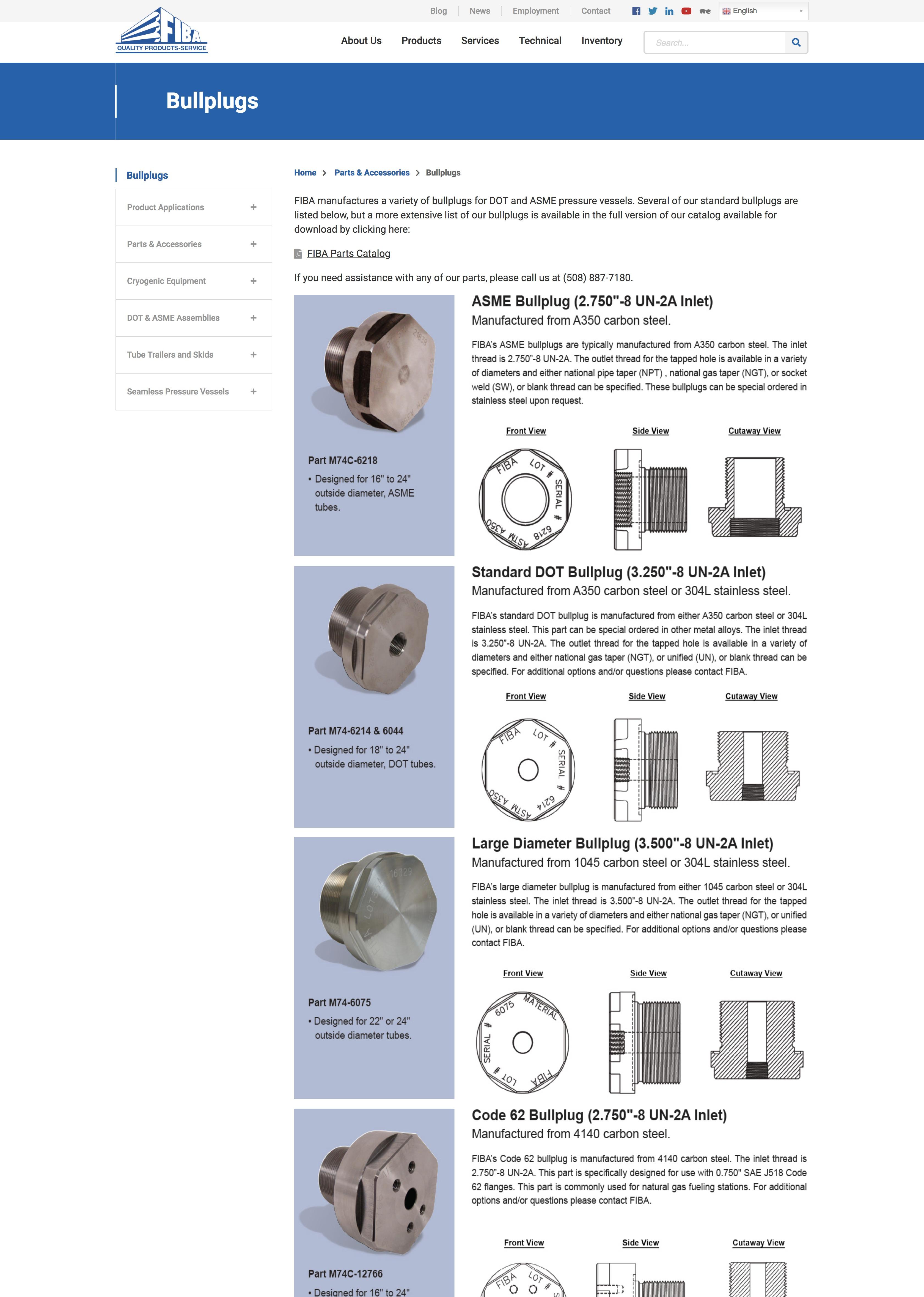 FIBA Tech product single page
