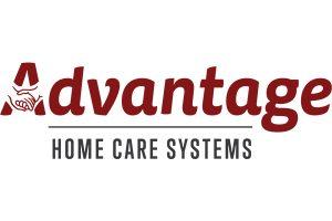 Advantage Home Care Systems logo color