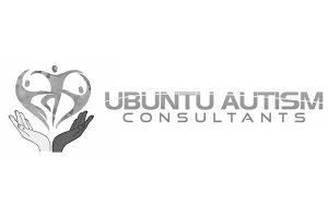 Ubuntu Autism Consultants logo greyscale