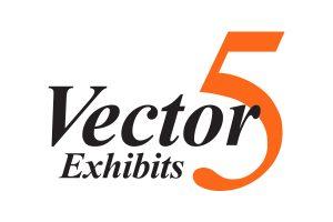 Vector 5 Exhibits logo in color