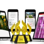 Eri Design Wins 4 Distinctive Web Awards