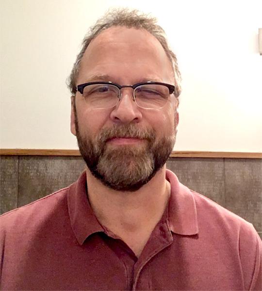 Cary Briel, web developer at Eri Design
