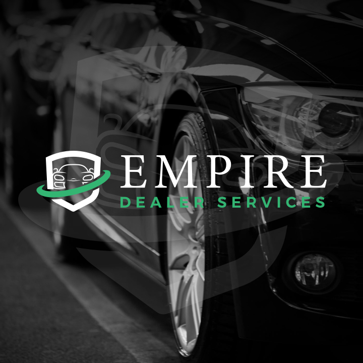 BMW and Empire Dealer Services shield