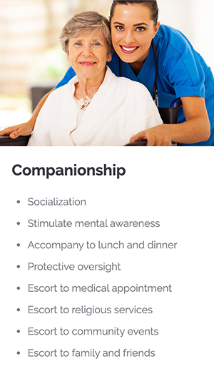 Harvest Home Healthcare website, mobile view