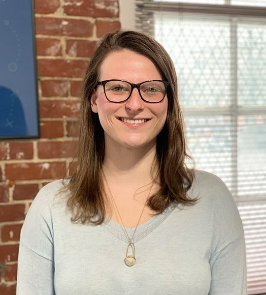 Hannah Speer Website support and Content Manager
