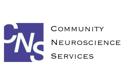 Community Neuroscience Serivces logo in color
