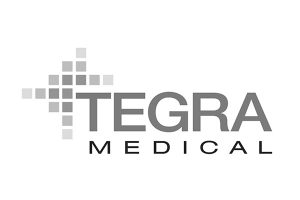 Tegra Medical black and white