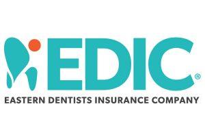 EDIC logo in gray