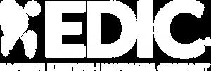 EDIC Logo White png