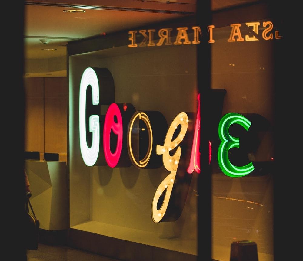 Google Sign in Google building