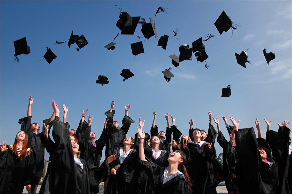 Higher Education graduation rate