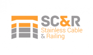 SC&R Stainless Cable & Railing Logo- Color